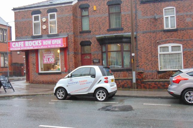 Thumbnail Terraced house to rent in Chorley Old Road, Bolton