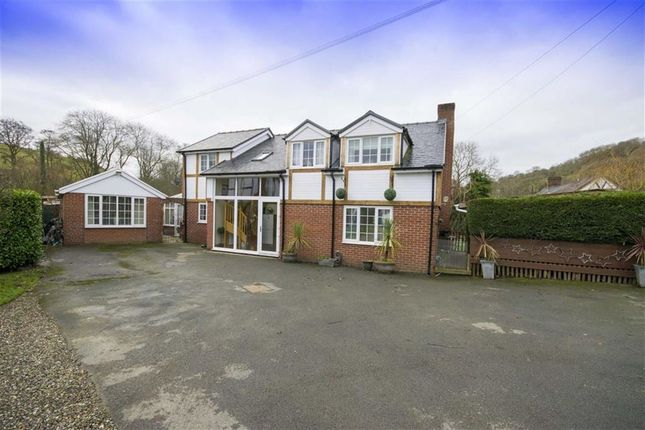 Thumbnail Detached house for sale in St Michaels Close, Manafon, Welshpool