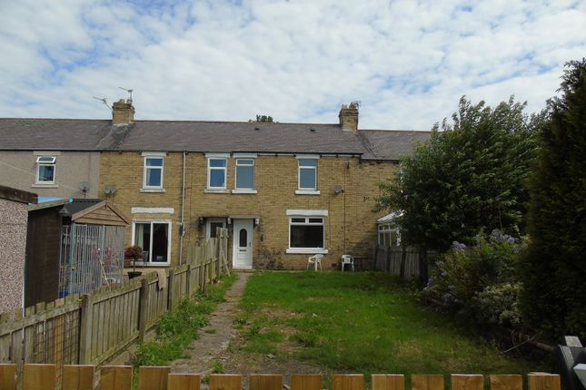 Thumbnail Terraced house for sale in Fifth Row, Linton Colliery, Morpeth