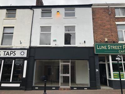 Thumbnail Retail premises to let in 33 Lune Street, Preston, Lancashire