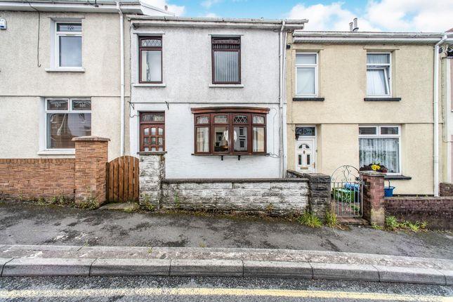 Thumbnail Terraced house to rent in Arfryn Terrace, Merthyr Tydfil