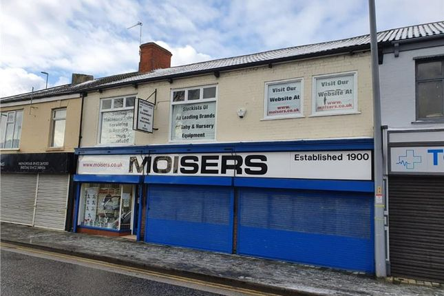Thumbnail Retail premises for sale in Freeman Street, Grimsby, Lincolnshire