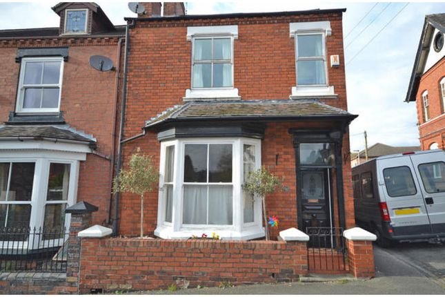 Thumbnail Town house for sale in Mount Pleasant, Newcastle