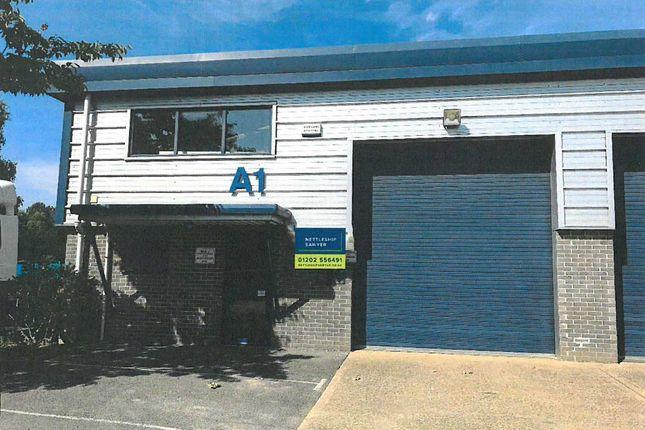 Thumbnail Industrial to let in Nimrod Way, Wimborne