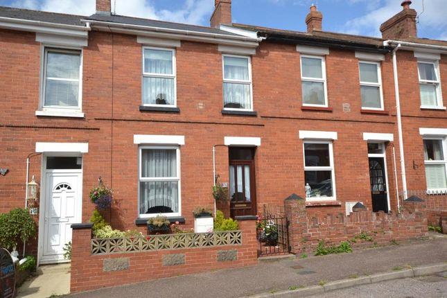 3 Bed Terraced House For Sale In Jocelyn Road Budleigh Salterton Devon