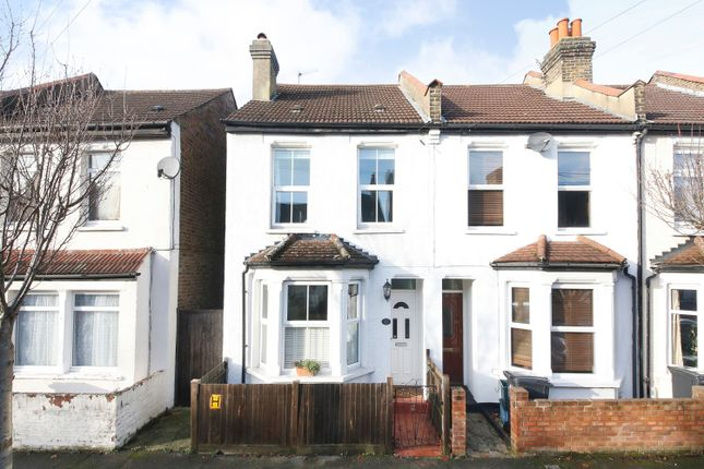 Thumbnail End terrace house for sale in Dominion Road, Addiscombe, Croydon