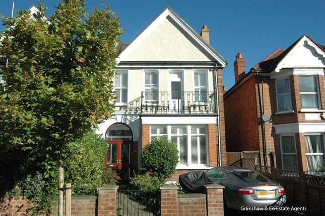 Thumbnail Flat for sale in Buxton Gardens, West Acton, London
