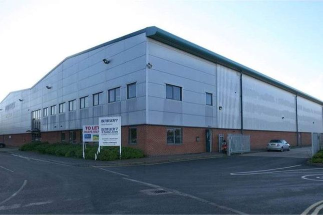 Thumbnail Light industrial to let in Unit 4, Delta Point, Greets Green Road, West Bromwich
