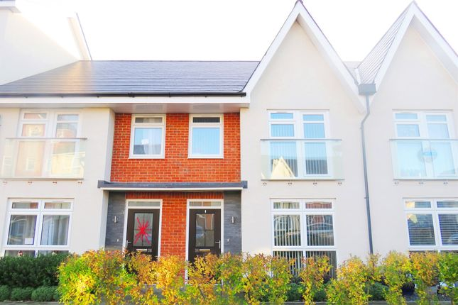 Thumbnail Terraced house for sale in Adams Close, Poole