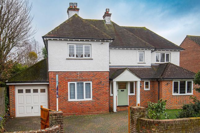 Thumbnail Detached house for sale in Bellair Road, Havant