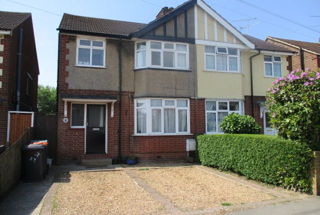 Thumbnail Semi-detached house for sale in Front Street, Luton