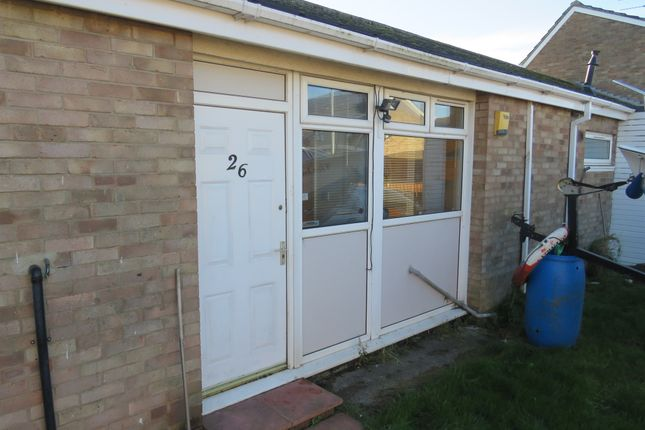Thumbnail Terraced bungalow for sale in Cookbury Close, Bransholme, Hull