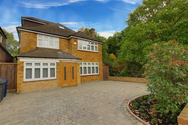 Thumbnail Detached house to rent in The Reddings, London