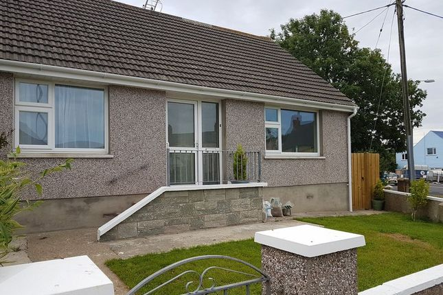 Thumbnail Bungalow to rent in Westgate, Dwrbach, Fishguard