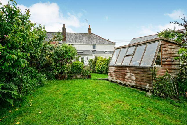 Thumbnail Semi-detached house for sale in Moreville, Lutton, Ivybridge