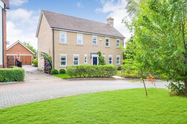 Thumbnail Detached house for sale in Bentleys Matching Road, Hatfield Heath