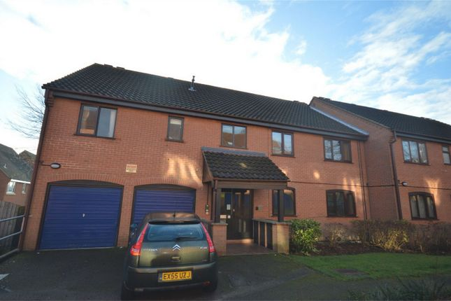 Thumbnail Flat for sale in Roseville Close, Thorpe Hamlet, Norwich