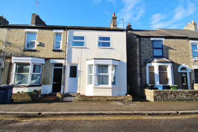 Thumbnail Terraced house to rent in Hope Street, Cambridge