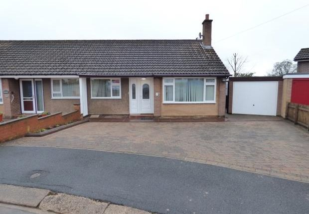 Thumbnail Semi-detached bungalow to rent in Greencroft, Brampton, Cumbria
