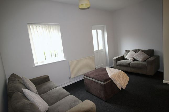 Thumbnail Terraced house to rent in Raleigh Street, Nottingham