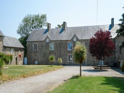 Thumbnail Country house for sale in La-Haye-Du-Puits, Manche, France