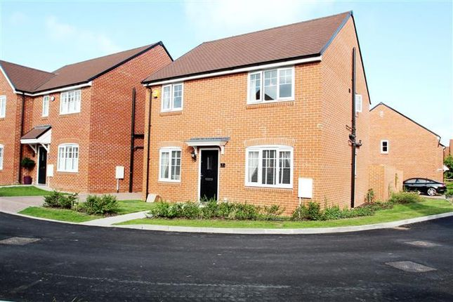 Thumbnail Detached house to rent in Pauling Close, Aston Clinton, Aylesbury