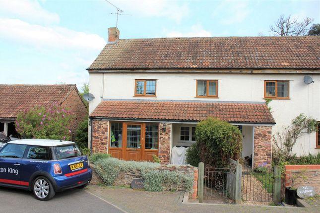 Thumbnail Cottage to rent in Greenway, Monkton Heathfield, Taunton