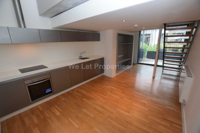 Thumbnail 2 bed property to rent in Fir Street, Salford
