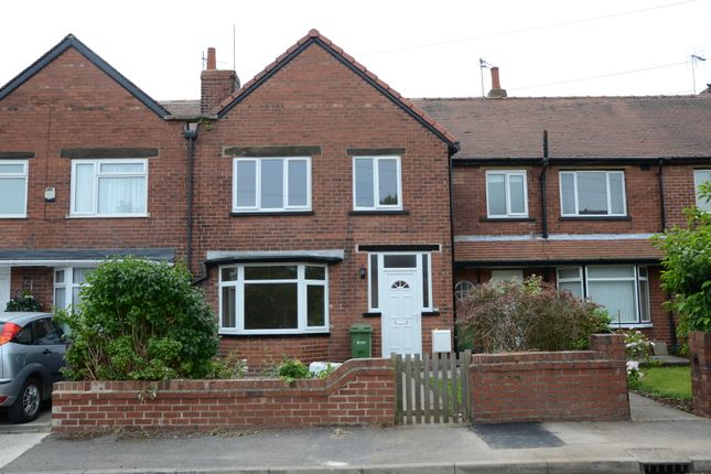 Thumbnail Terraced house to rent in Lesley Avenue, Fulford, York, North Yorkshire