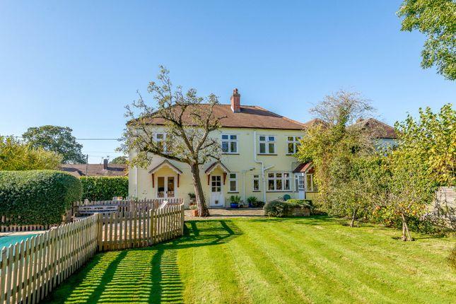 Thumbnail Semi-detached house for sale in Pankridge Street, Crondall, Farnham, Hampshire