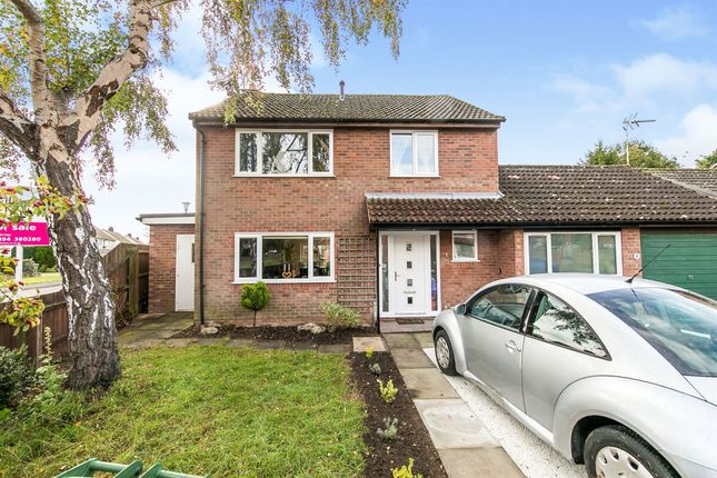 Thumbnail Link-detached house for sale in Cobbold Road, Woodbridge