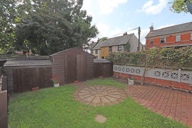 Garden of Pen Y Dre, Cullompton EX15