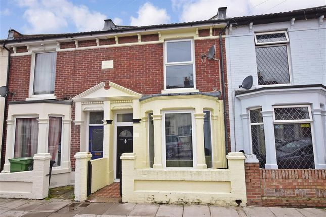 Terraced house for sale in Ewart Road, Portsmouth, Hampshire