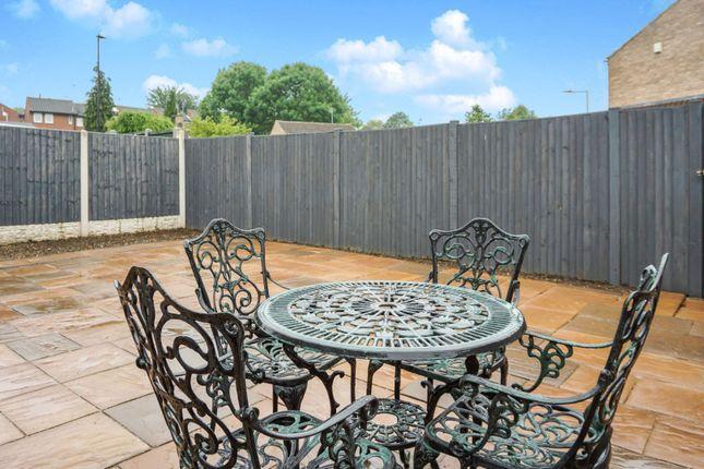 Rear Garden of Beancroft Close, Wadworth, Doncaster DN11