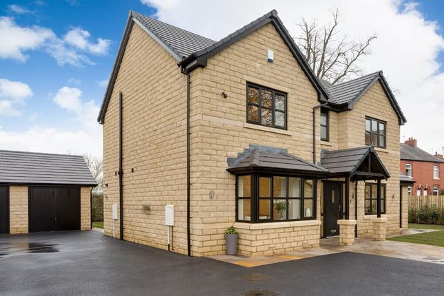 Thumbnail Detached house for sale in The Buckingham, St Paul's View, Edisford Road, Clitheroe