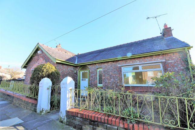 Thumbnail Bungalow for sale in School Lane, Wallasey