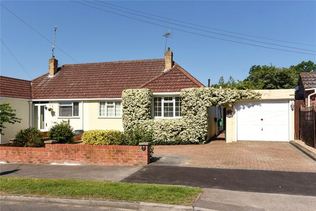 Thumbnail Semi-detached bungalow for sale in St. Michaels Road, Sandhurst, Berkshire