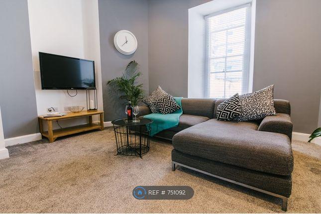 Living Room of Lockyer Street, Plymouth, Devon, United Kingdom PL1