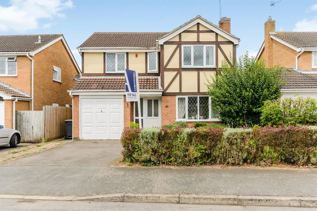 Thumbnail Detached house for sale in Alexander Road, Quorn, Loughborough