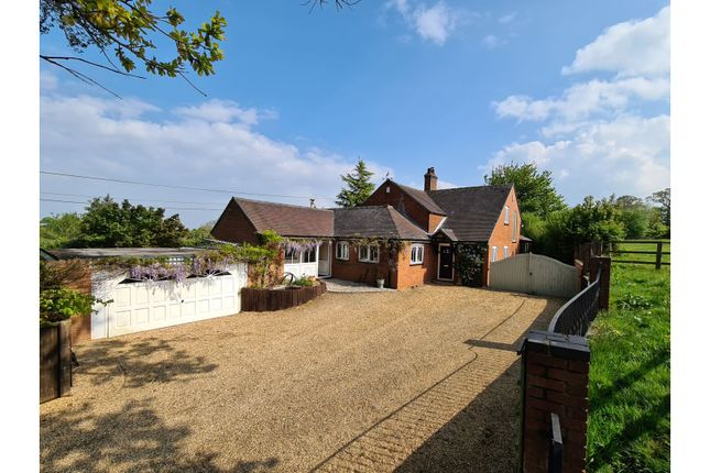 Thumbnail Equestrian property for sale in Wincote Lane, Wootton, Eccleshall