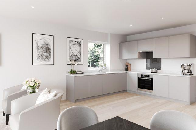 Thumbnail Flat for sale in Fassett Road, Kingston Upon Thames