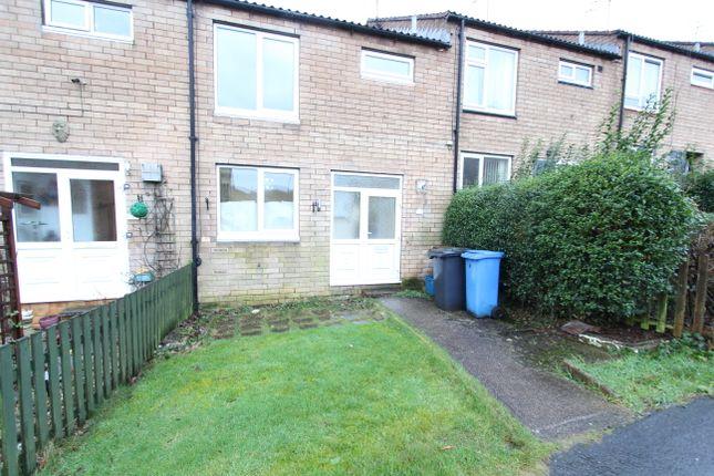 Thumbnail Terraced house to rent in Shortbrook Walk, Westfield, Sheffield