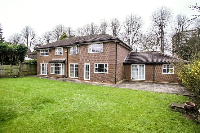 Thumbnail Detached house for sale in Richmond Hill Road, Edgbaston