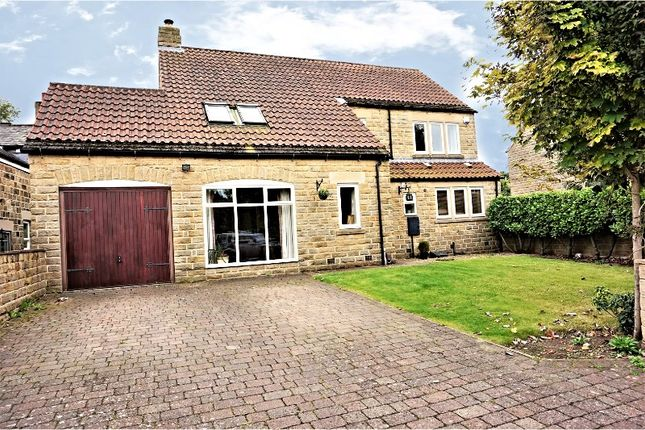 Thumbnail Detached house for sale in The Gables, Knaresborough