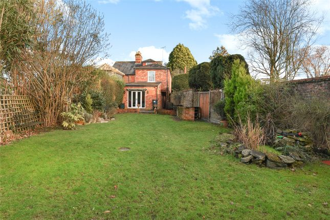 Thumbnail Semi-detached house for sale in Deacons Cottages, Green Lane, Frogmore, Camberley