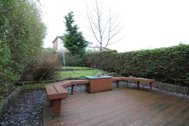 Rear Garden of Randolph Drive, Clarkston, East Renfrewshire G76
