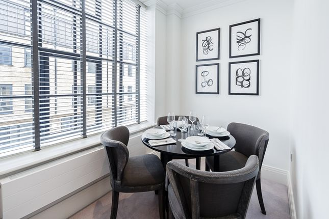 Dining Area of Rainville Road, London W6