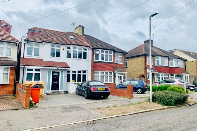 Thumbnail Terraced house for sale in Wansford Road, Woodford Green
