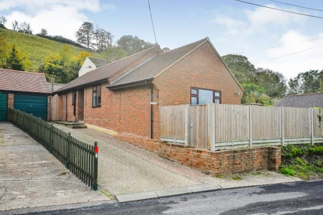 Thumbnail Bungalow for sale in Canterbury Road, Lydden, Dover, Kent