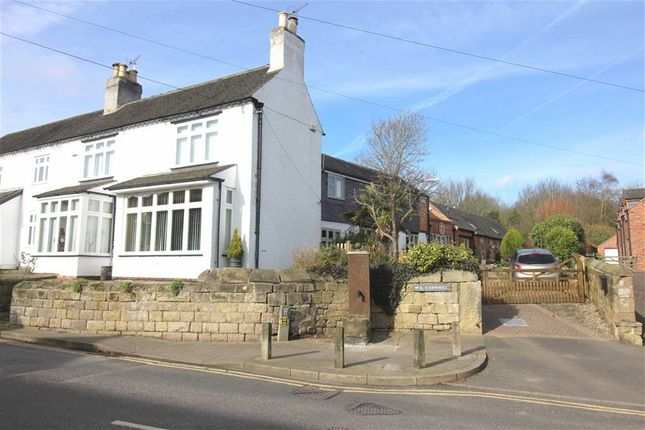 Thumbnail Cottage for sale in Cornhill, Allestree, Derby